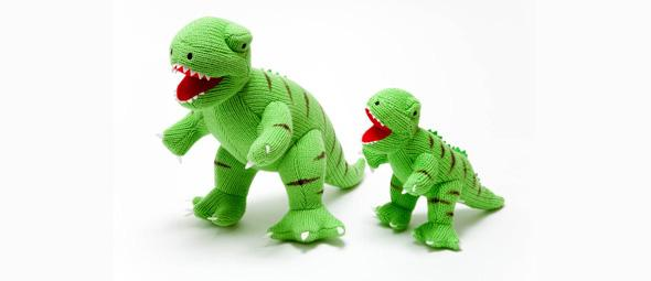 Our Famous T Rex Toy - See Him On CBeebies Mr Tumble