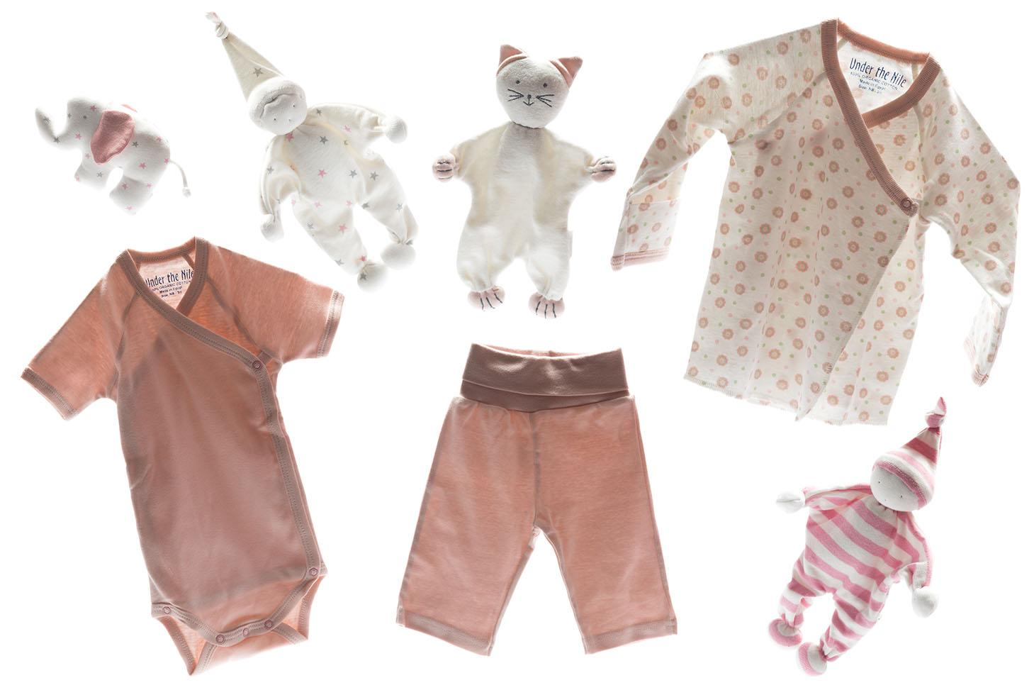 organic clothes and toys