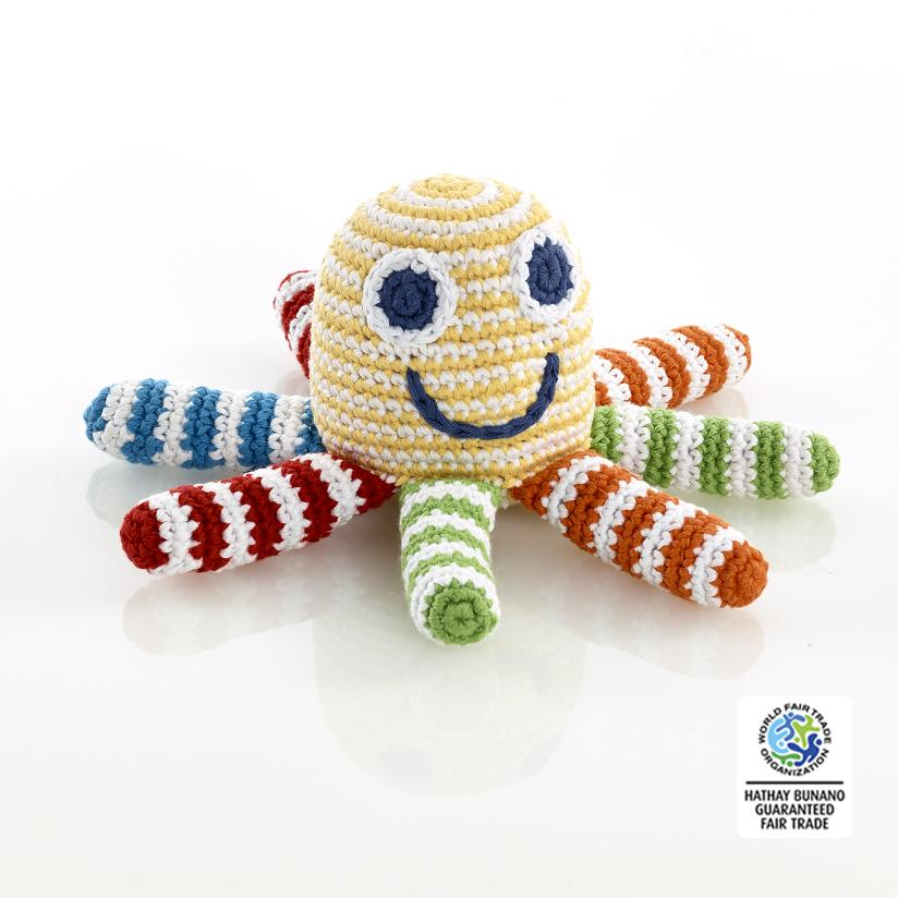 octopus toy