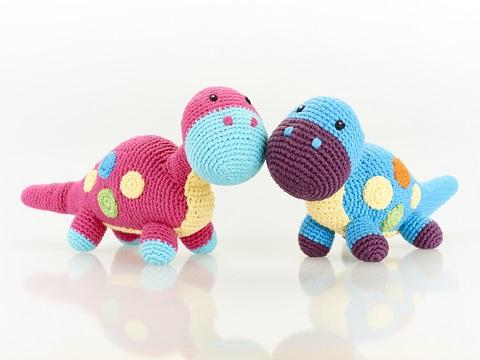 How Baby Dinosaur Toys Are Spreading Happiness