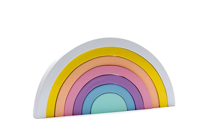 What's So Different About Our Wooden Rainbow Toys?