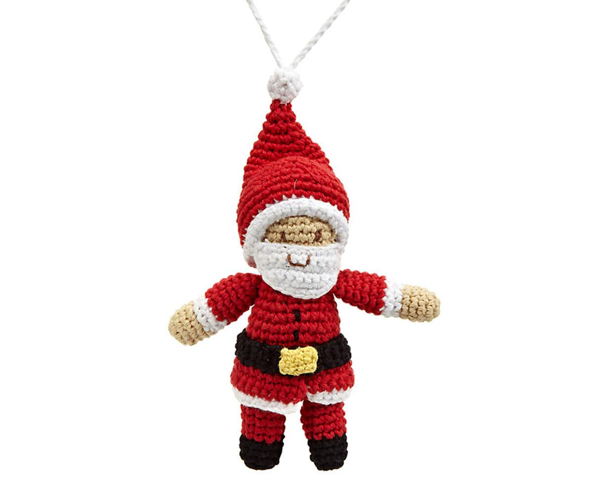 Santa Christmas Decorations Uk
