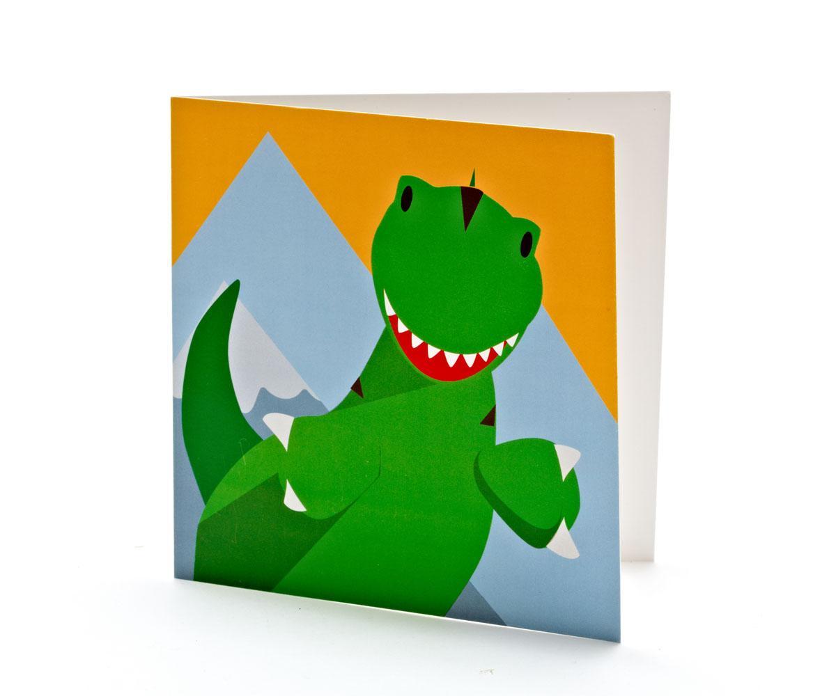 Back To Dinosaur Cards
