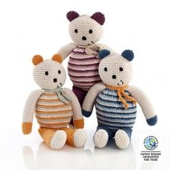 Pebble organic teddy bears9
