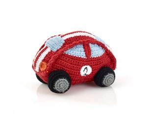 Pebble_crochet_Car_racing