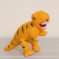 Yellow T Rex
