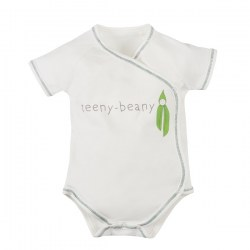 green bean organic baby body