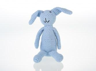 my first blue bunny