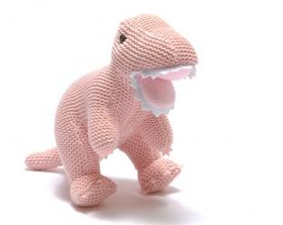 pale pink cotton t rex